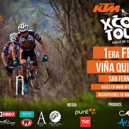 Ultima Fecha KTM XCO Tour 2015, Viña Santa Cruz