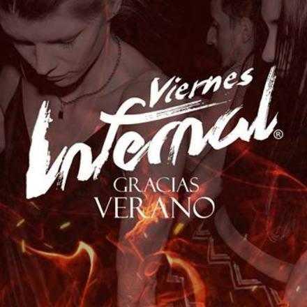 """Viernes infernal ♰ """"Gracias Verano"""" en Sala Stage"""