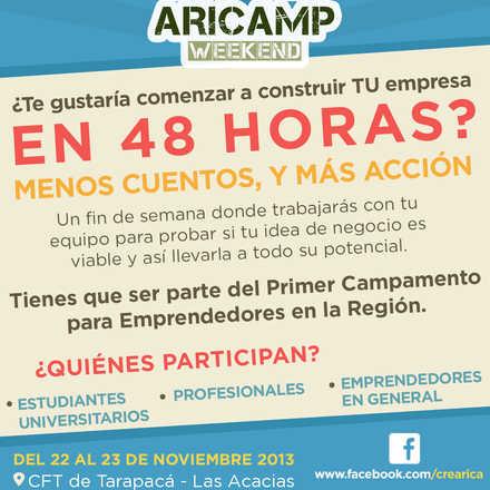 AriCamp Weekend