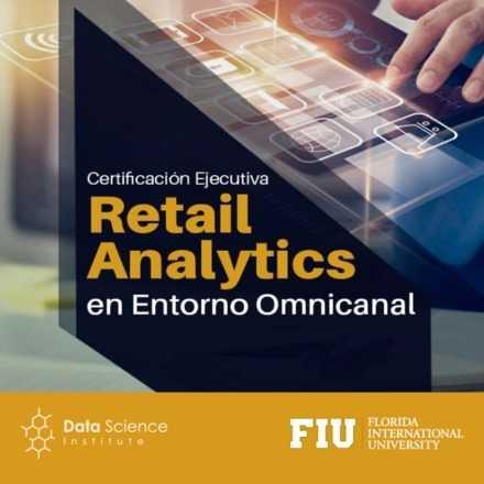 Certificación Profesional en Retail Analytics en Entornos Omnicanales Ocutbre 2018