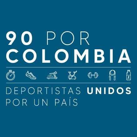 90 por Colombia