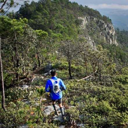 Ultra Trail de México - La Sportiva 2015