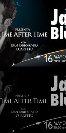 JAZZ VINOS & BLUES - Time After Time