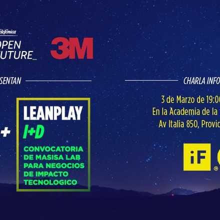 Charla Informativa leanplay Latam en iF