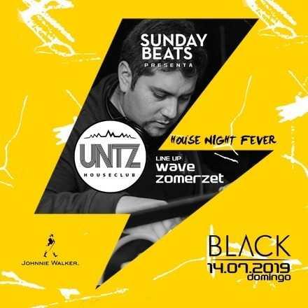 Sunday Beats Presenta a - UNTZ-