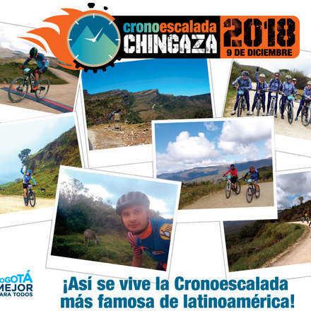 Cronoescalada Chingaza 2018