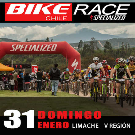 Bike Chile Race  31 Enero