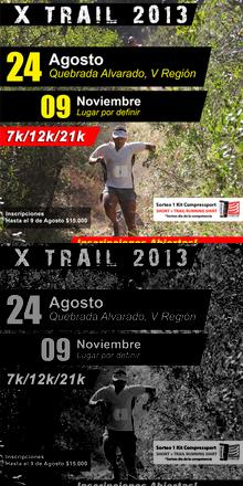 Circuito X Trail