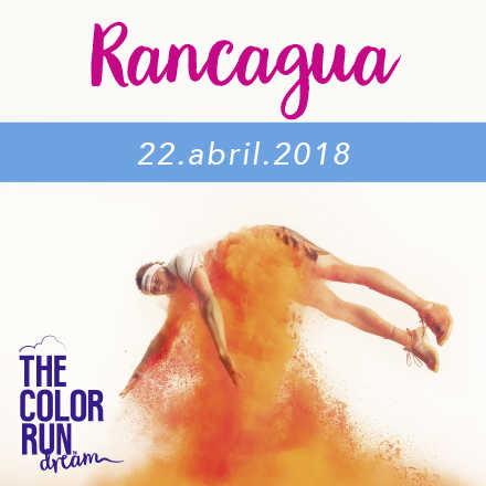 The Color Run Rancagua 2018