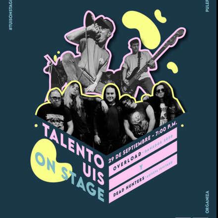 Concierto Overload y Dead Hunters #TalentoUISOnStage 2021