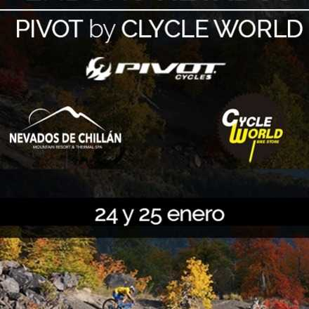 Enduro Nevados Pivot by Cycle World