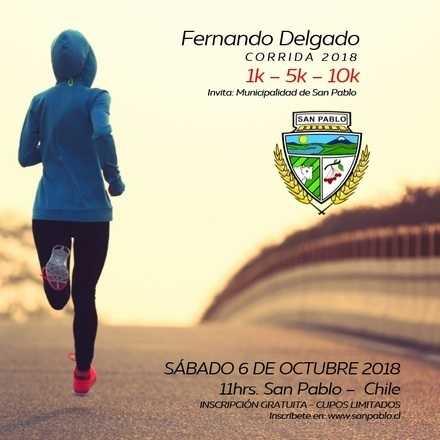 Corrida Familiar Fernando Delgado