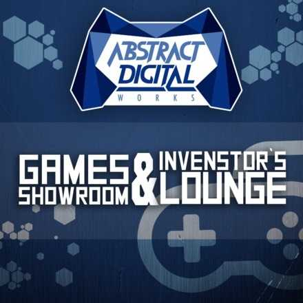 Abstract Games Showroom & Investor's Lounge