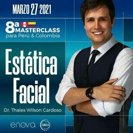 VIII MasterClass de Armonización Facial - Perú y Colombia