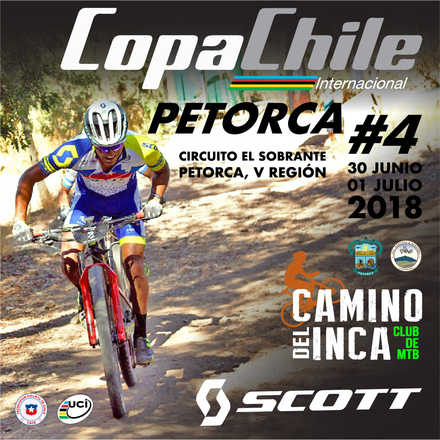 4ta fecha Copa Chile Internacional Clase 2 SCOTT CHILE