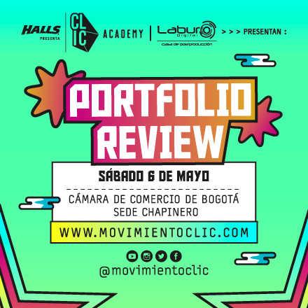 CLIC - Portfolio Review (Evento Gratuito)