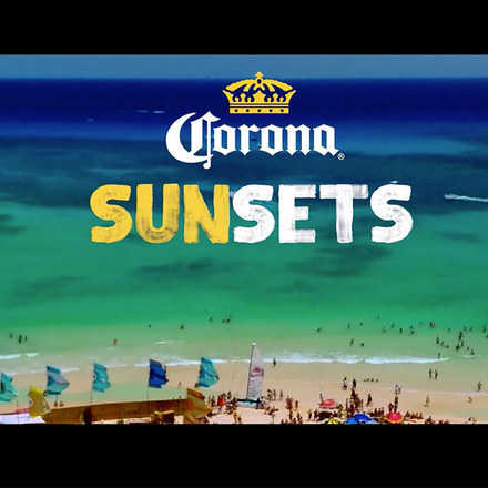 Corona Sunsets Sessions San Andrés