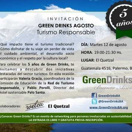 Green Drinks Buenos Aires / Turismo Responsable
