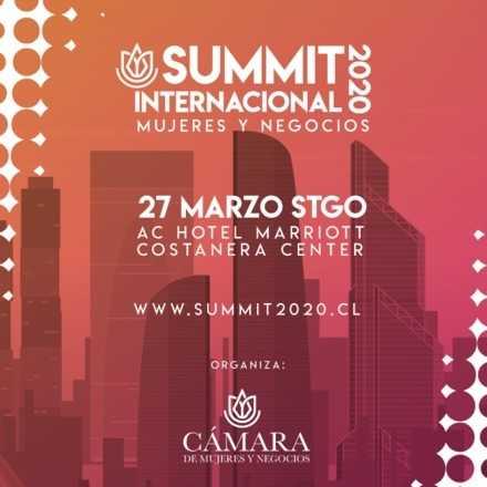 Summit Internacional de Mujeres y Negocios