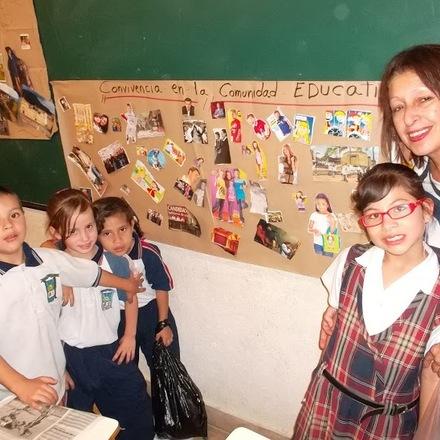 Dia mundial de la paz desde Nuevo Horizonte I.E.