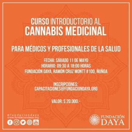 Curso Introductorio al Cannabis Medicinal para Profesionales de la Salud