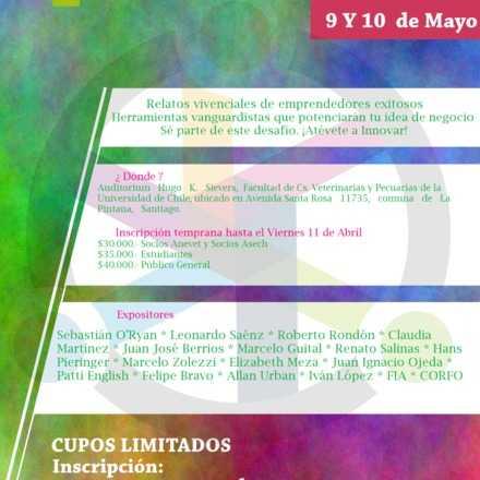 I Congreso Nacional de Innovación y Emprendimiento Agropecuario