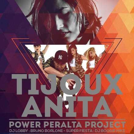ANITA TIJOUX | VIERNES 29 DE NOVIEMBRE