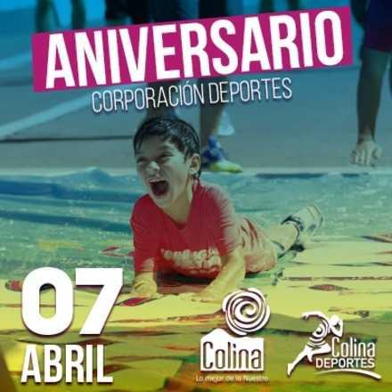 Aniversario Corporación Colina Deportes