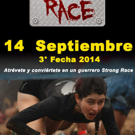Strong Race 3° fecha 2014