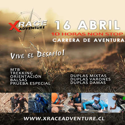 X Race Adventure 16 Abril