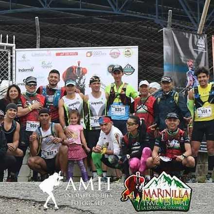 Marinilla Trail Festival - Segunda Edición - Bienvenidos