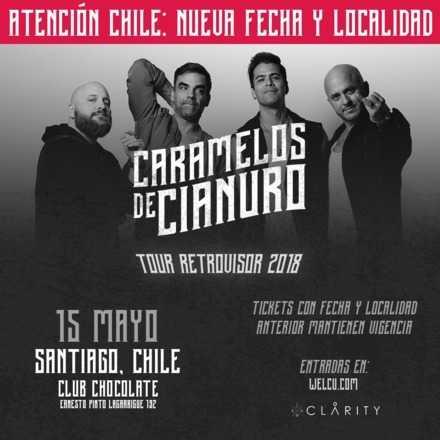 Caramelos de Cianuro en Chile 2018