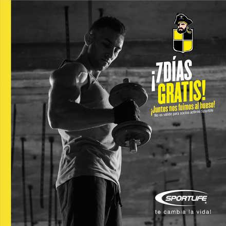 7 Días de Gimnasio Gratis Socios Coquimbo Unido