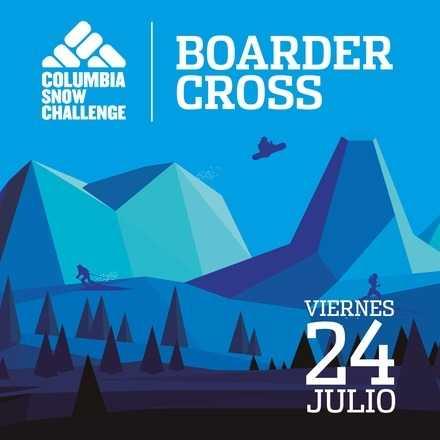 BOARDER/SKIER CROSS - Columbia Snow Challenge