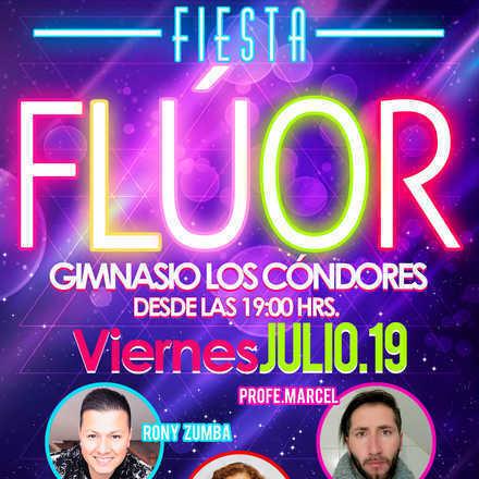 Fiesta Zumba Fluor