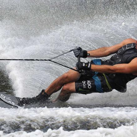 Slalom Récord