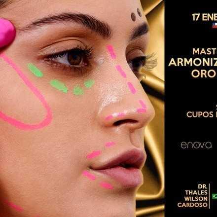 Master Class Armonización Facial 170120