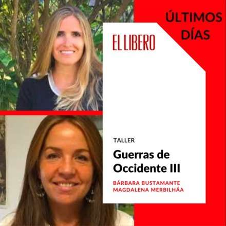 "Curso ""Guerras de Occidente"" III"
