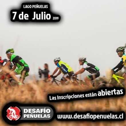 Desafío Peñuelas MTB 7 de Julio 2019