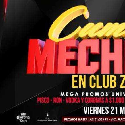 Cumbre Mechona código free pass #203 club zurai