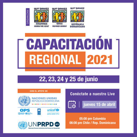 Best Buddies - Capacitación Regional 2021