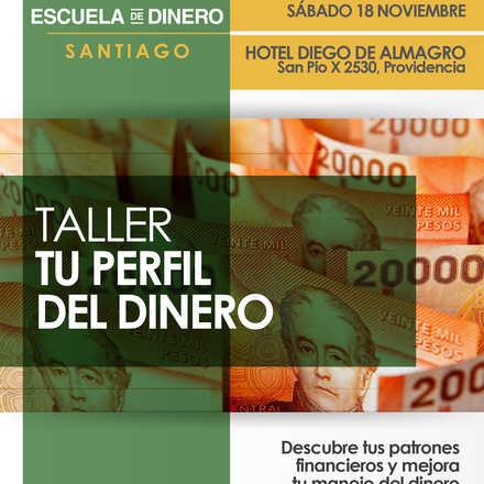 Taller Tu Perfil del Dinero - Santiago - Noviembre 2017