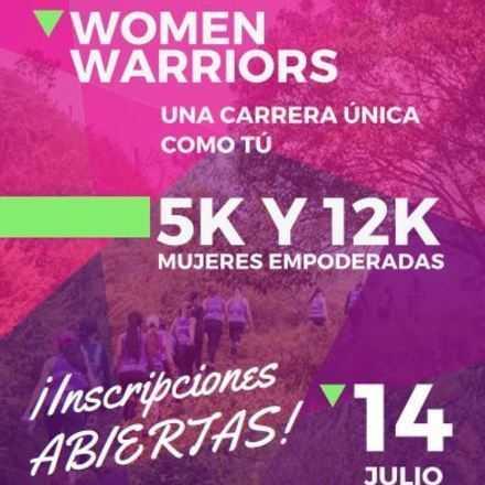 Circuito Trail 2019 Women Warriors (Circuito 2)