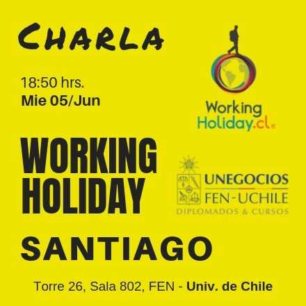 Working Holiday Charla Sin Editar