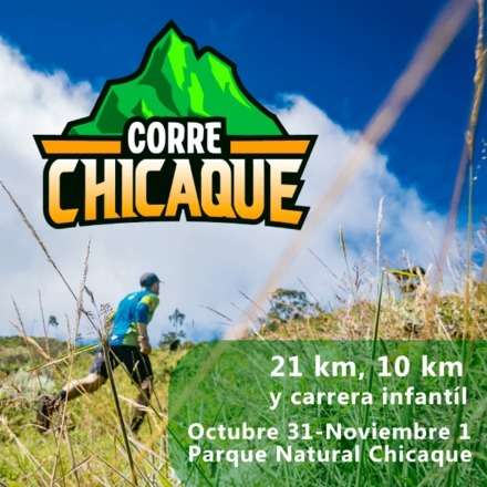 CORRE CHICAQUE 2020