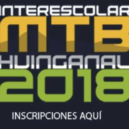 Interescolar MTB Huinganal 2018 - mtb@colegiohuinganal.cl