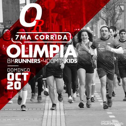 7ma. Corrida Olimpia Runners
