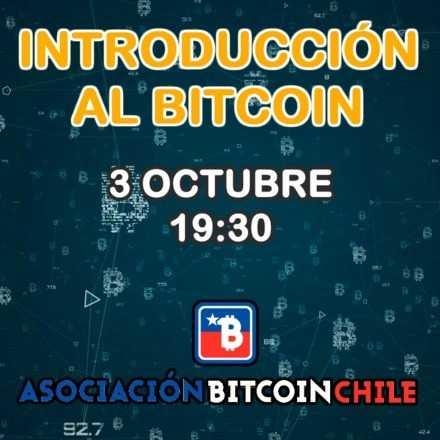 Introducción al Bitcoin [Octubre]