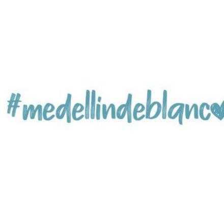 #MEDELLINDEBLANCO
