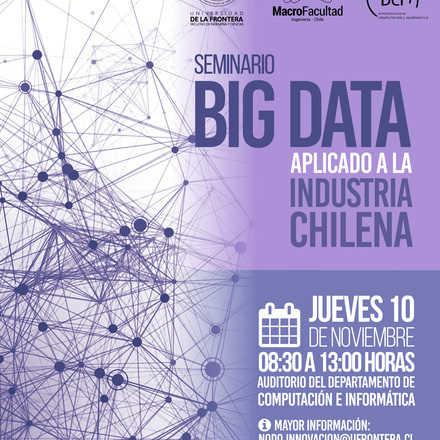 Seminario Big Data aplicado a la industria Chilena